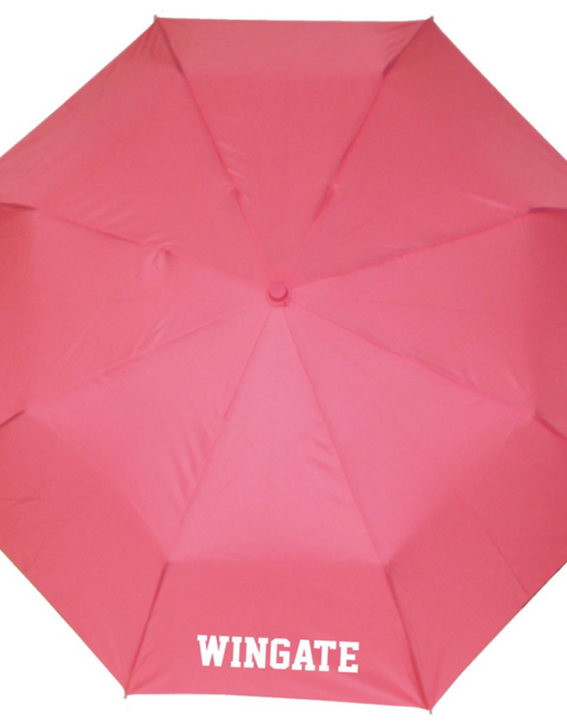 """42"""" Pink Fashion Wingate Umbrella"""