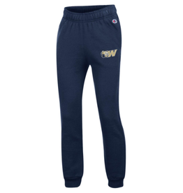 Navy Youth Powerblend Jogger Pants