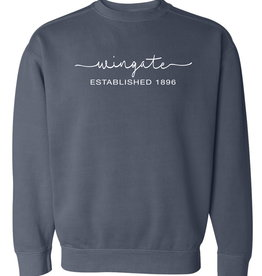 Comfort Colors Denim Crewneck