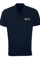Navy Football Polo