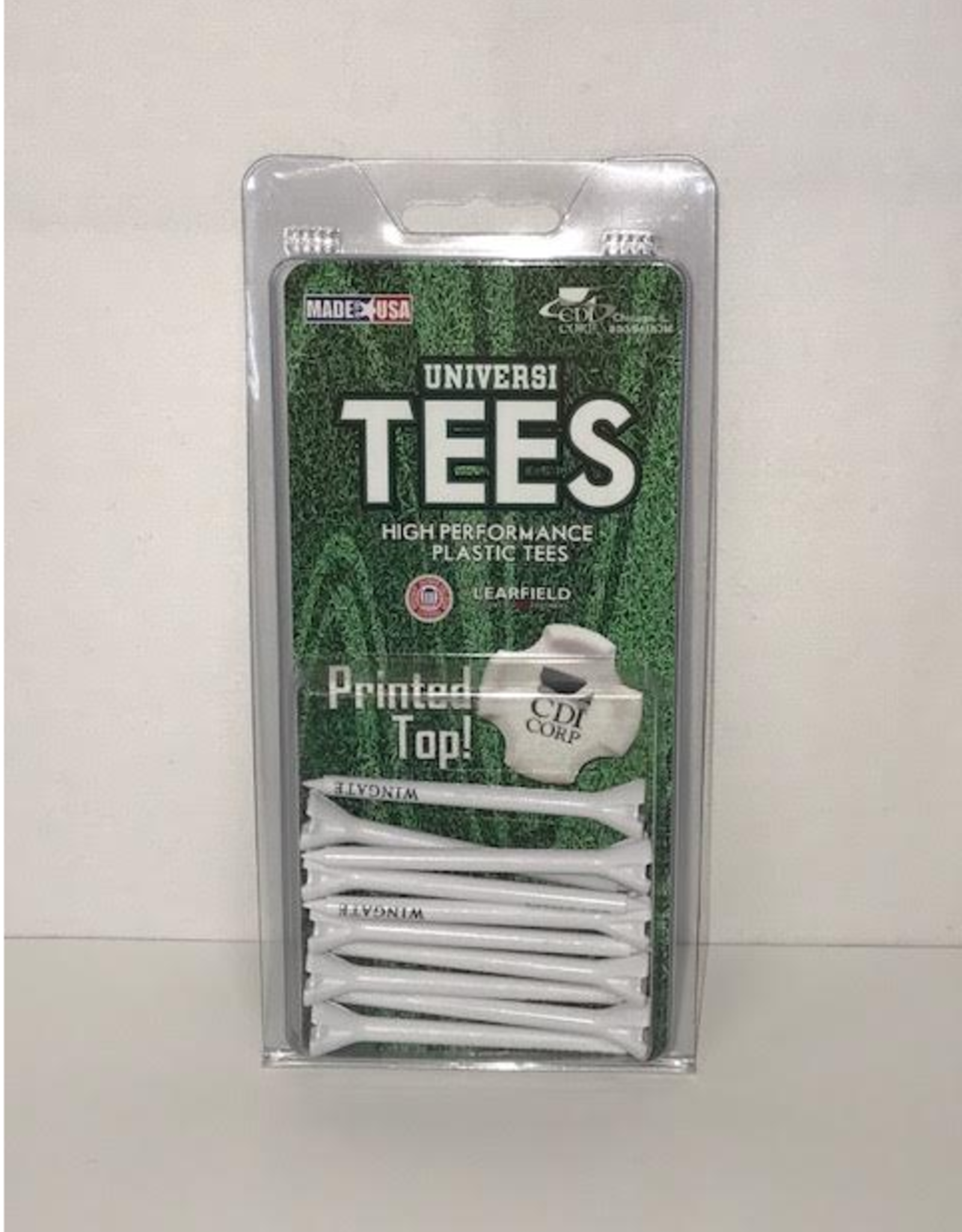 Golf Tee Set of 10