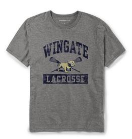 League Grey Lacrosse Drifit SS