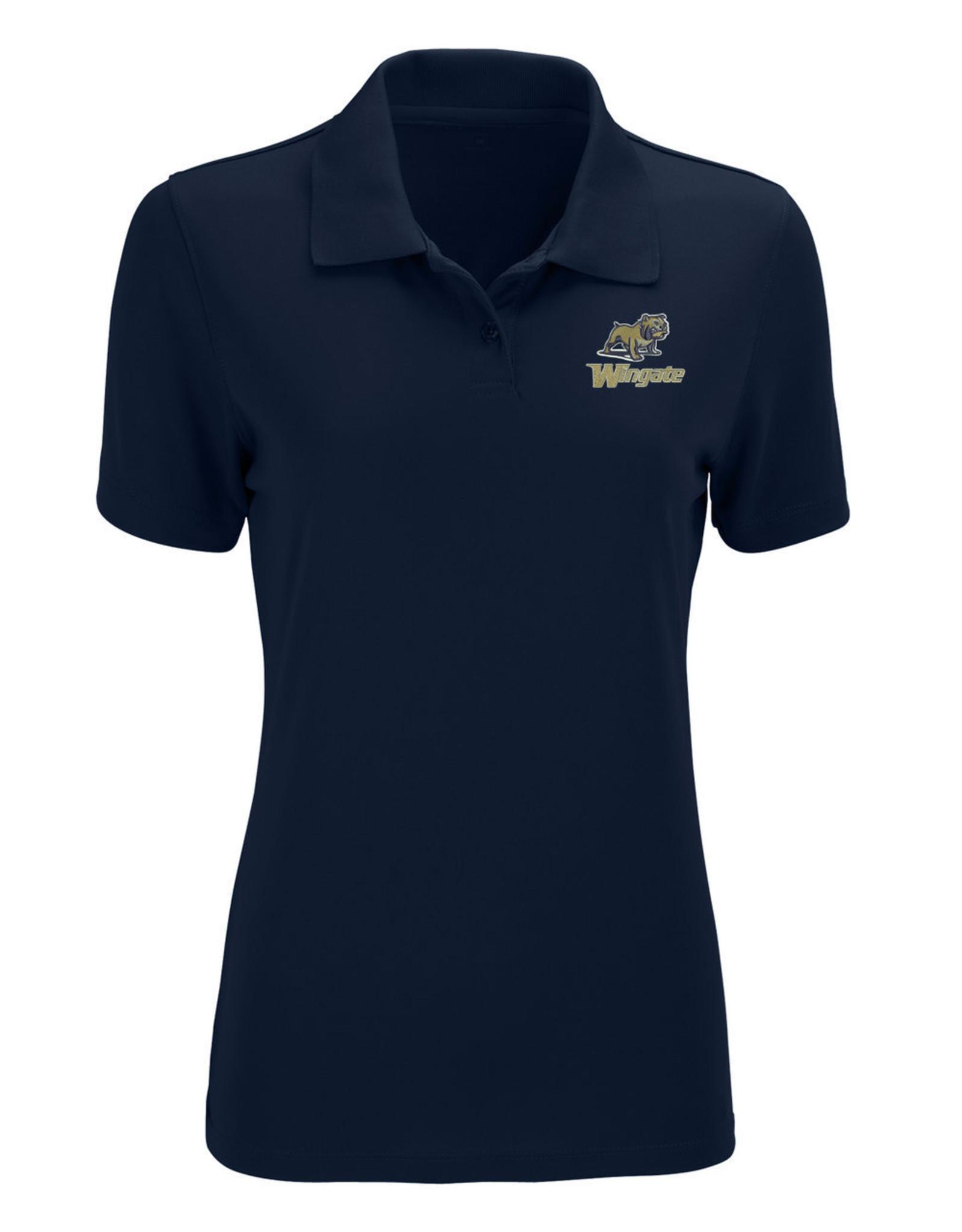Vansport Ladies Navy Polo