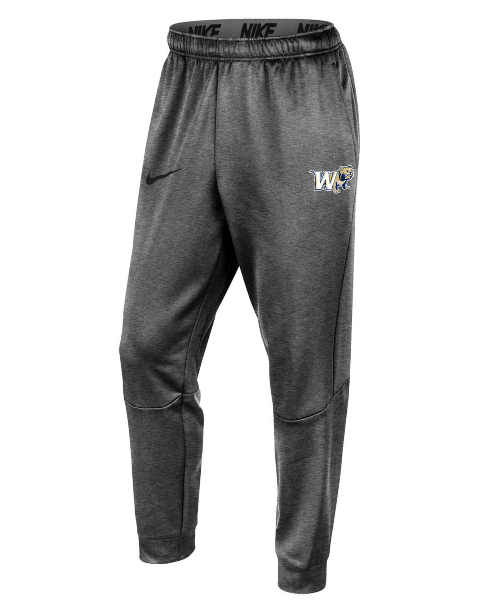 Nike Heather Grey Therma Tapered Pants