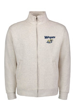 MV Sport Oatmeal Full Zip Wingate Full Dog Embroidered