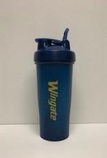 Navy Wingate Blender Bottle