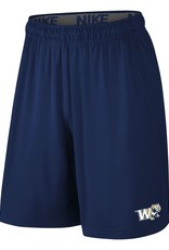 Nike Navy Fly Shorts W Full Dog