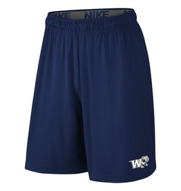 Nike Navy Fly Short W Full Dog