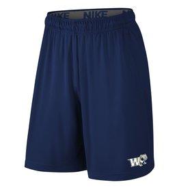 Nike Navy Fly Shorts W Full Dog
