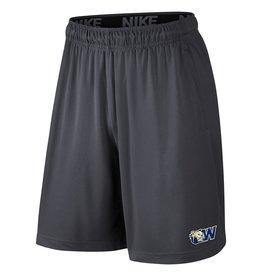 Nike Fly Shorts Grey Dog Head W