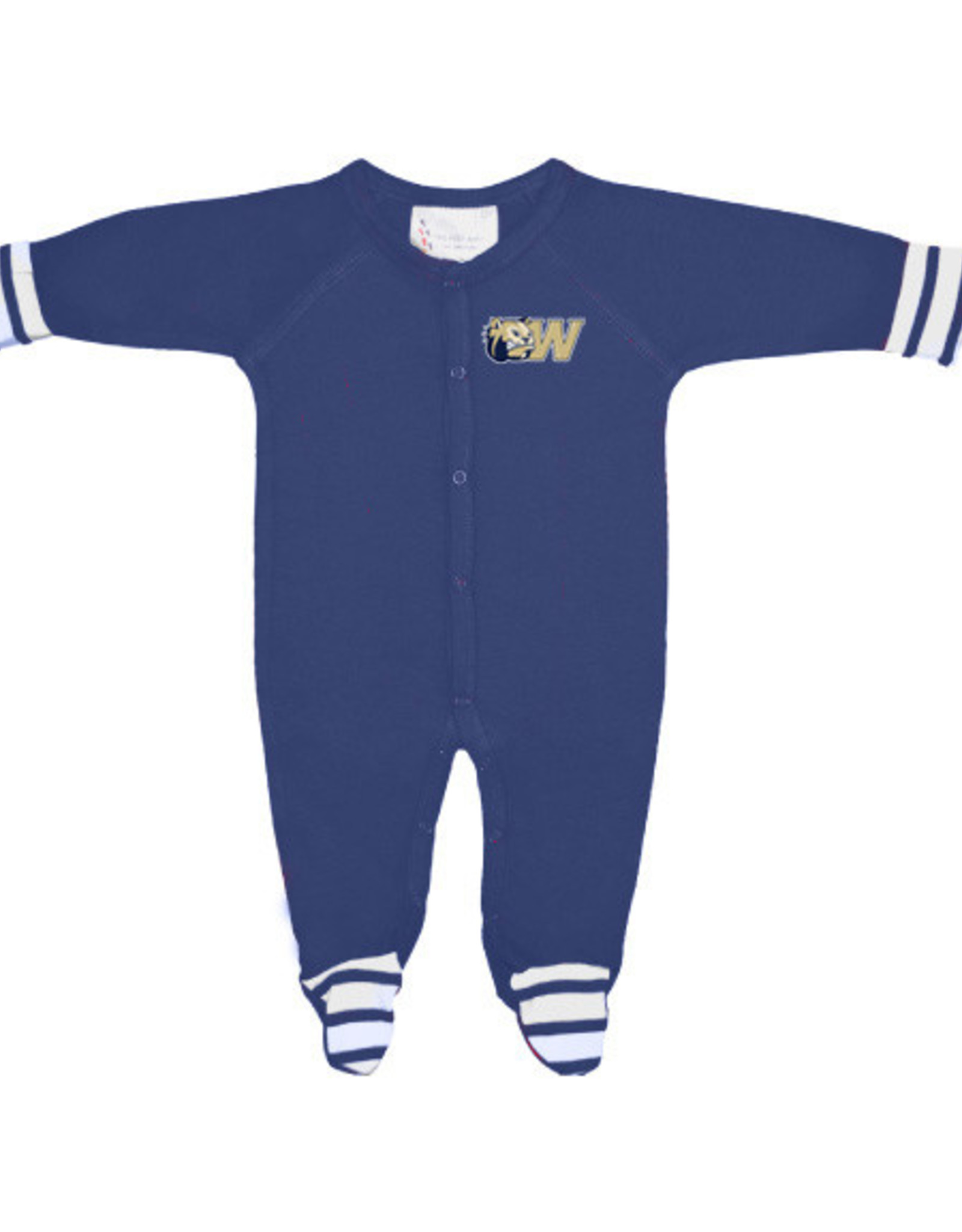 Newborn Navy Footed Creeper