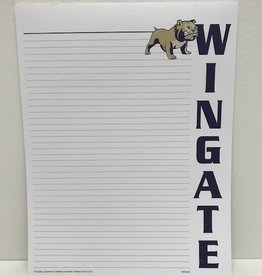 Large WU Notepad