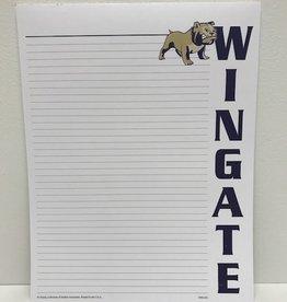 Large WU Notepad