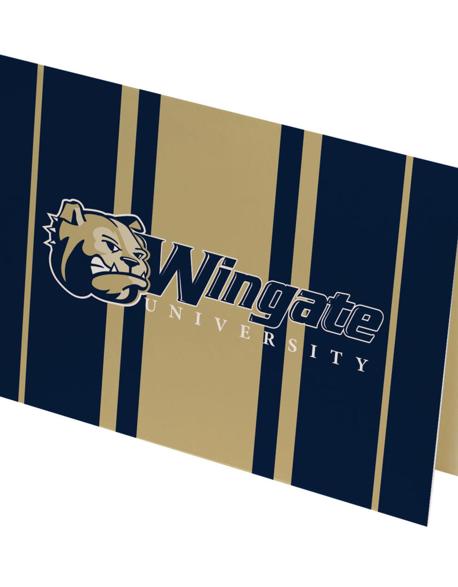 Dog Head Wingate University Blank Notecards