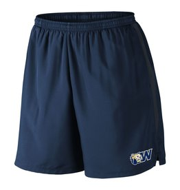 Nike Navy Challenger Short Dog Head W