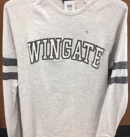 Liam Striped Grey LS Wingate