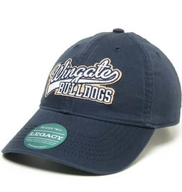 Navy Wingate Over Bulldog Hat