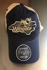 Full Dog Wingate State Trucker Hat