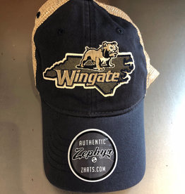 Full Dog Wingate State Trucker Hat