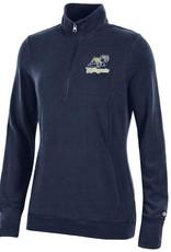 Womens Champion Navy University Lounge 1/4 Zip