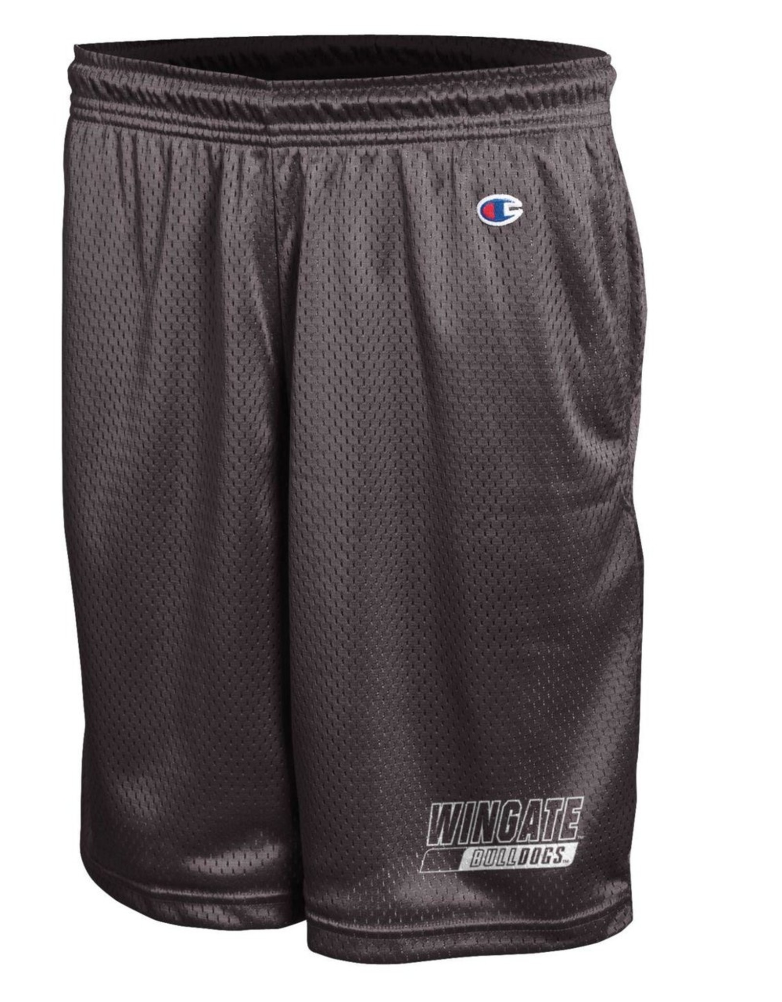 Grey Mesh Wingate Bulldogs Shorts