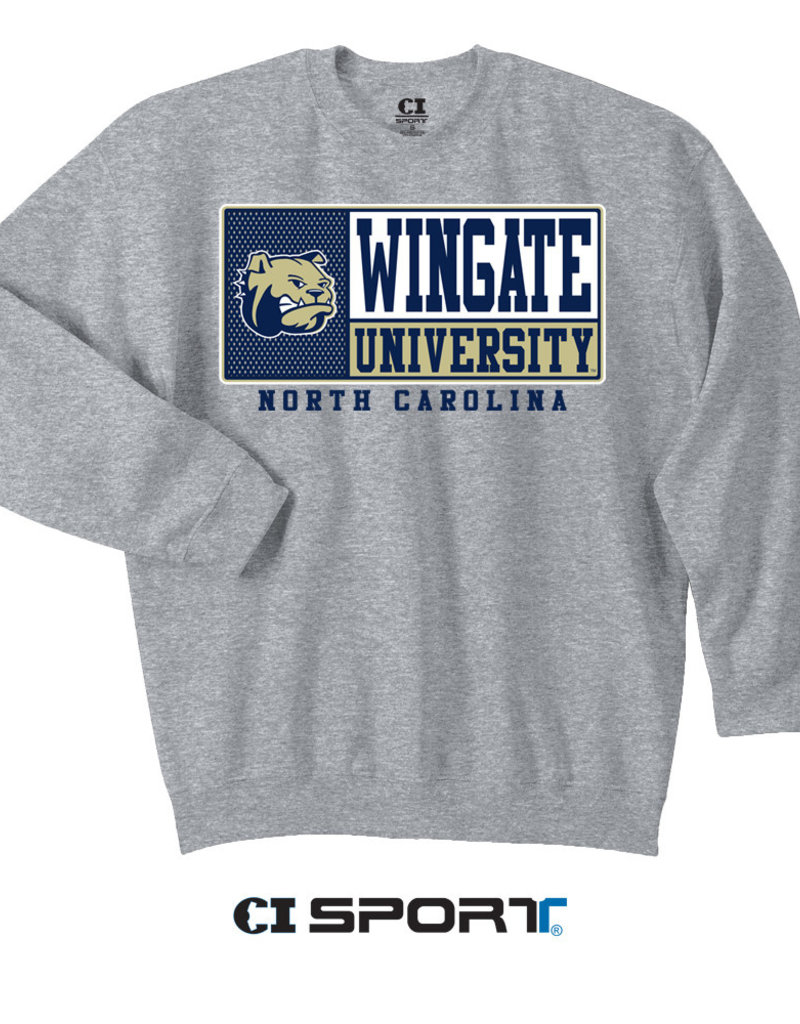 Grey Crew Wingate University NC