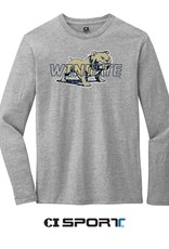 Grey Furia Full Dog Wingate LS