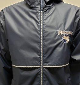 Ladies Charles River Waterproof Raincoat