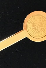 Tie Bar Brass Wingate Seal