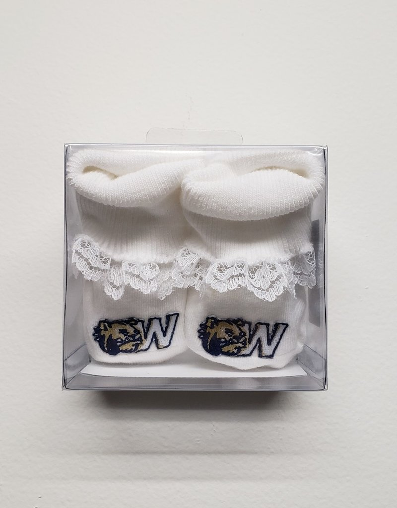 Infant Girl Boxed Booties