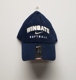 Nike Navy Softball Campus Hat