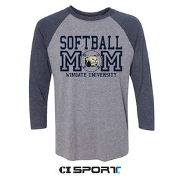 Next Level Softball Mom Shirt