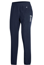 Champion Ladies Navy Woven Stretch Pants