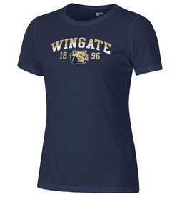 Gear For Sports Ladies Navy Relax SS Tee