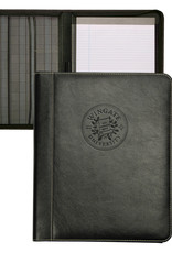 MCM Black Genuine Leather New Seal Padfolio