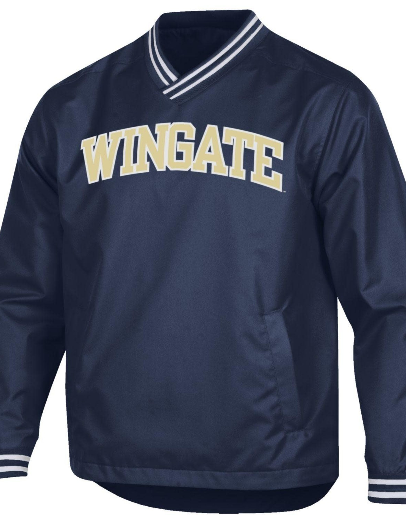 Champion Navy Scout Pullover Wingate Jacket