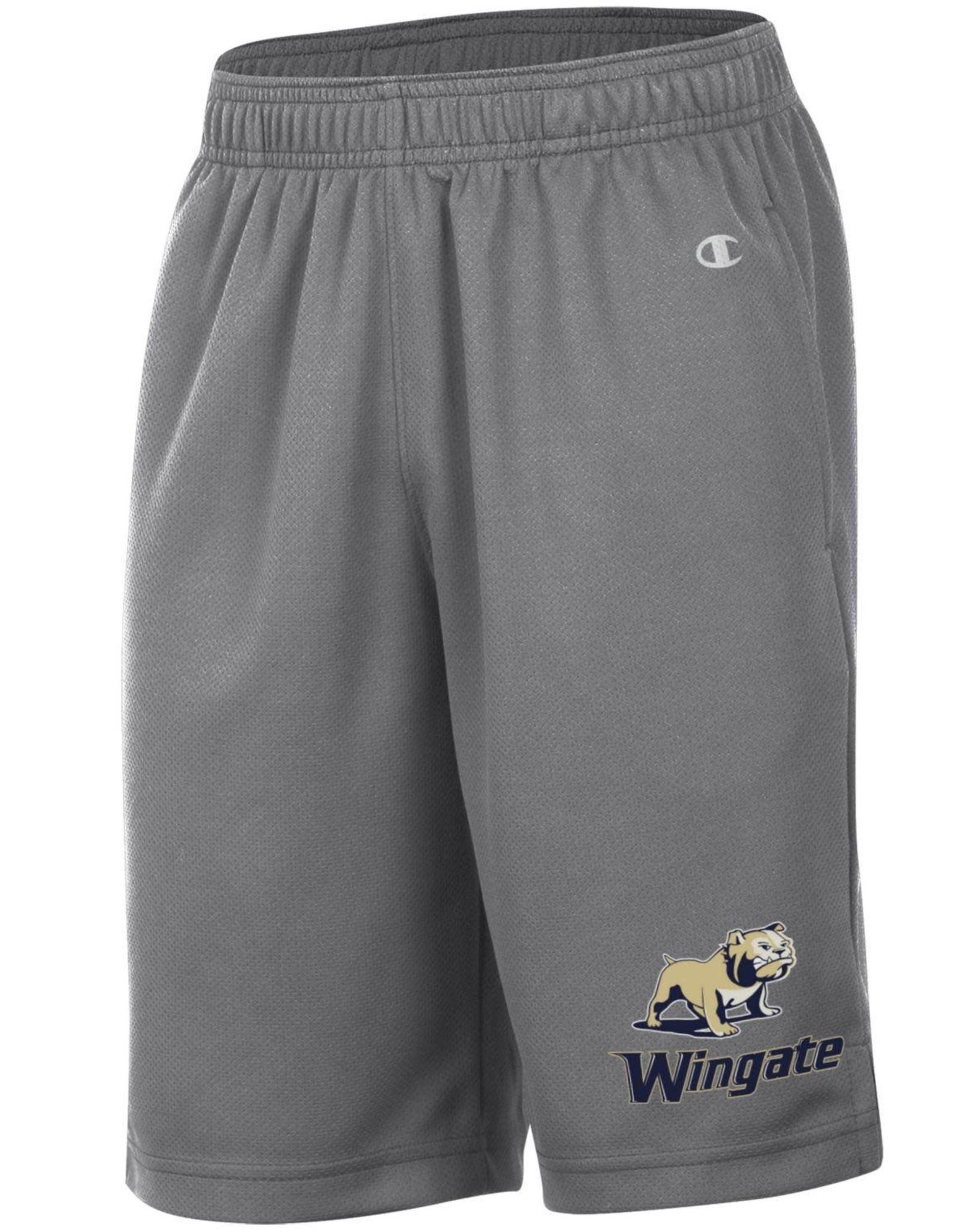 Champion Youth Grey Mesh Shorts