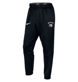 Nike Black Therma Tapered Pant