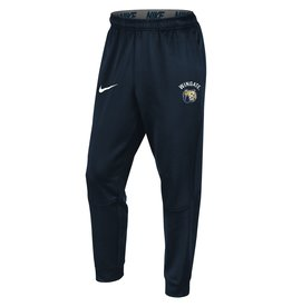 Nike Navy Therma Tapered Pants