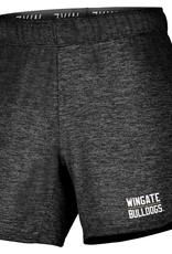 Nike Black Attack Drifit Roll Down Waist Shorts