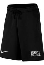 Nike Black Club Fleece Shorts