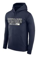 Nike Navy Therma PO Hoodie