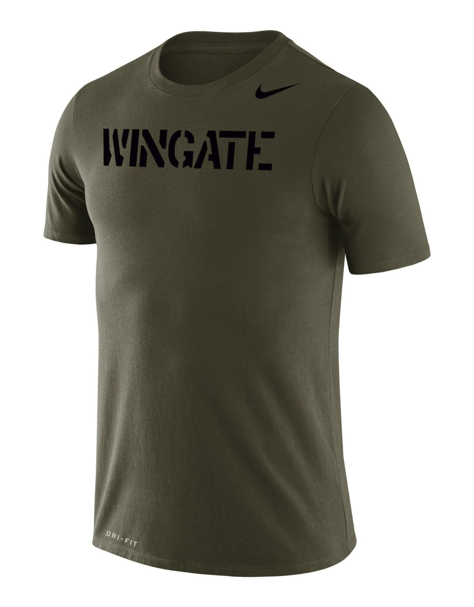 Nike Military Olive Legend Drifit Cotton SS Tee