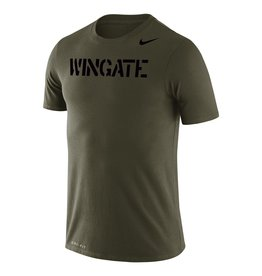 Nike Military Olive Legend Drifit  SS Tee