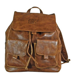 Carolina Sewn Westbridge Rucksack Dog Head W (ONLINE ONLY)