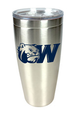 MCM 30oz Stainless Wingate Dog Head W Viking Nova Tumbler