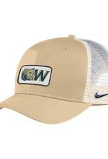 Nike Vegas Gold Dog Head W Patch Trucker Adjustable Hat
