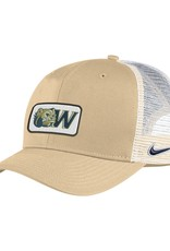Nike Vegas Gold W Half Dog Patch Trucker Adjustable Hat