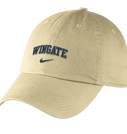 Vegas Gold Wingate Campus Unstructured Adjustable Hat