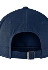 Nike Navy Wingate Standing Dog Campus Unstructured Adjustable Hat